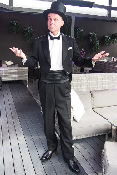 外国人モデル/外国人俳優/外国ダンサー・パフォーマー ランディ・ブレイクの写真3