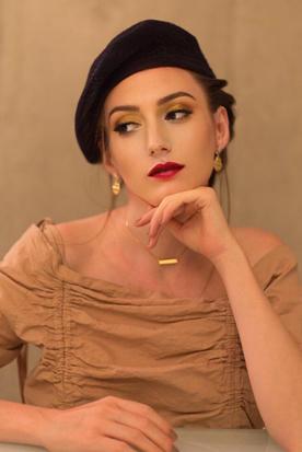 外国人モデル/外国人シンガー・ミュージシャン マリヤ・Yの写真8