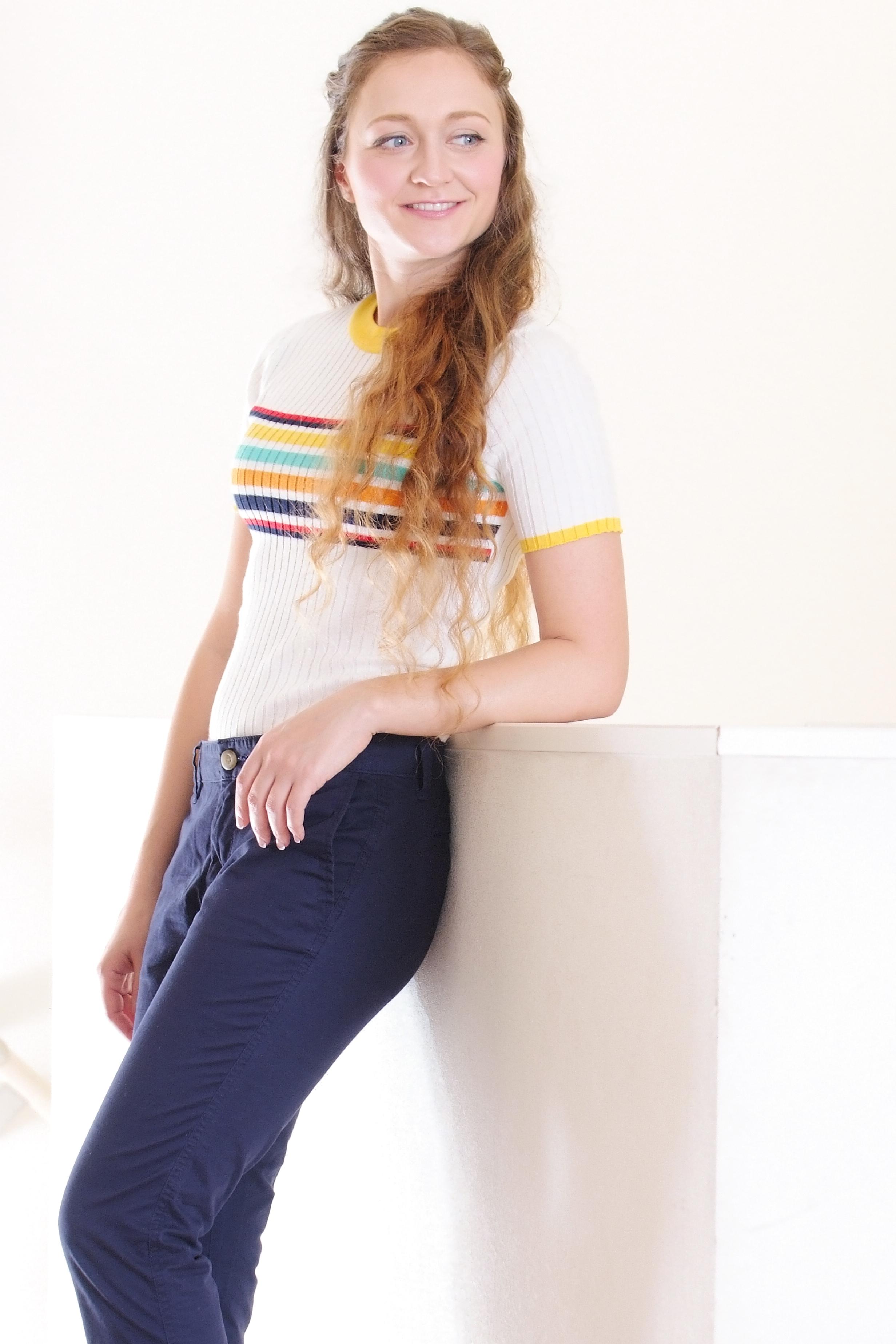 外国人モデル マリア・AOの写真3