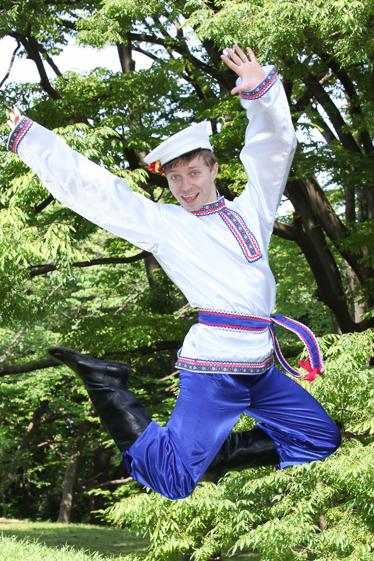 外国人モデル/外国ダンサー・パフォーマー アンドレイ・Oの写真9