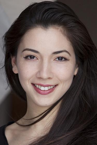 外国人モデル クリスタル・マキの写真