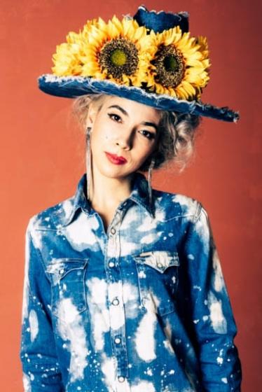 外国人モデル/外国人俳優 クリスタル・マキの写真3