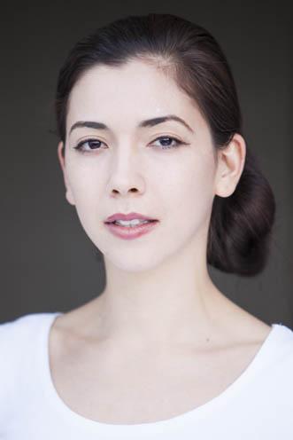 外国人モデル/外国人俳優 クリスタル・マキの写真4