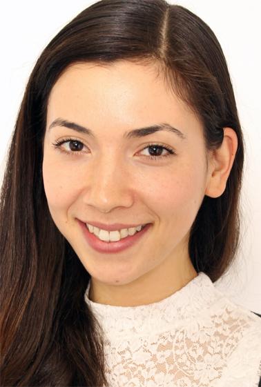 外国人モデル/外国人俳優 クリスタル・マキの写真9