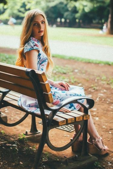 外国人モデル アーニャの写真8