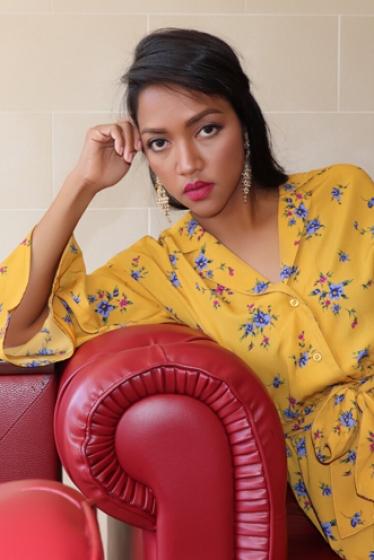 外国人モデル ジョアニーの写真2