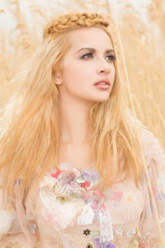 外国人モデル ケシアの写真2