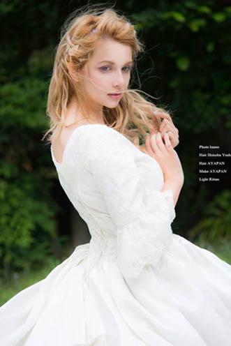 外国人モデル ケシアの写真8