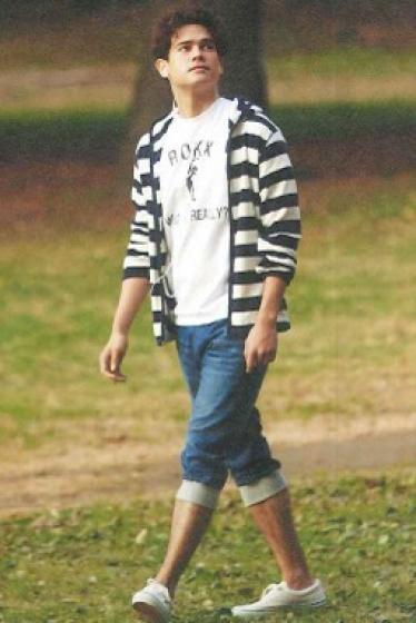 外国人モデル ショーインの写真8