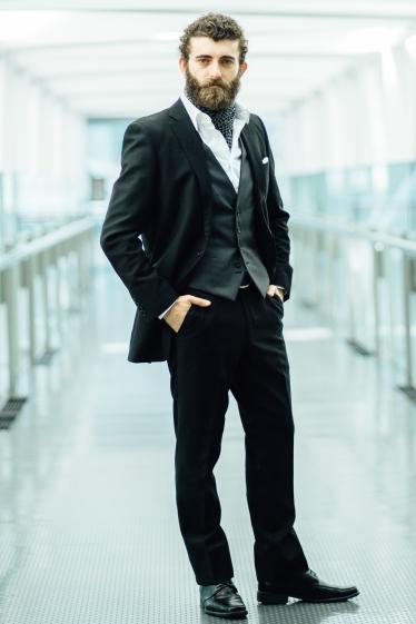 外国人モデル/外国ダンサー・パフォーマー シャバンの写真9