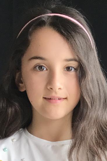 外国人モデル ジャスミンの写真1