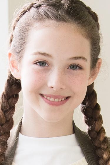 外国人モデル ライリーの写真