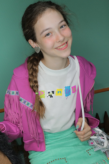 外国人モデル Riley's picture6