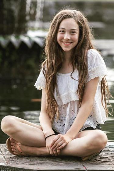 外国人モデル Riley's picture8