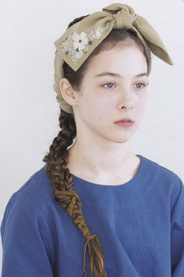 外国人モデル Riley's picture9