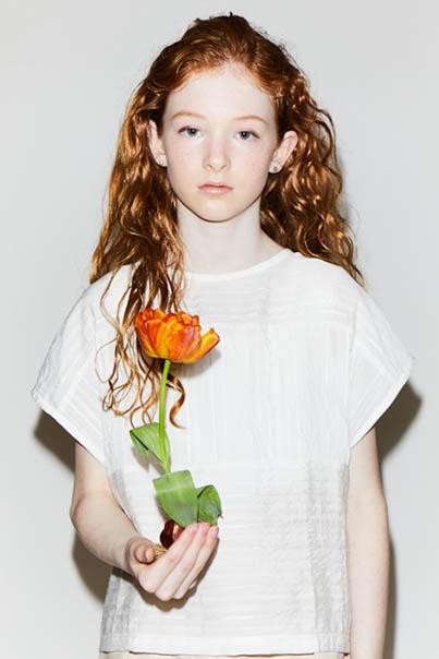 外国人モデル アデレードの写真1