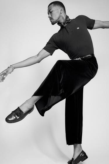 外国人ダンサー・パフォーマー アレックス・カワモトの写真2