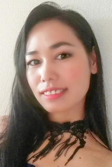 外国人モデル ナウイの写真