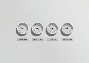 外国人モデルが日本の芸能界で成功するためのルールの時間の写真