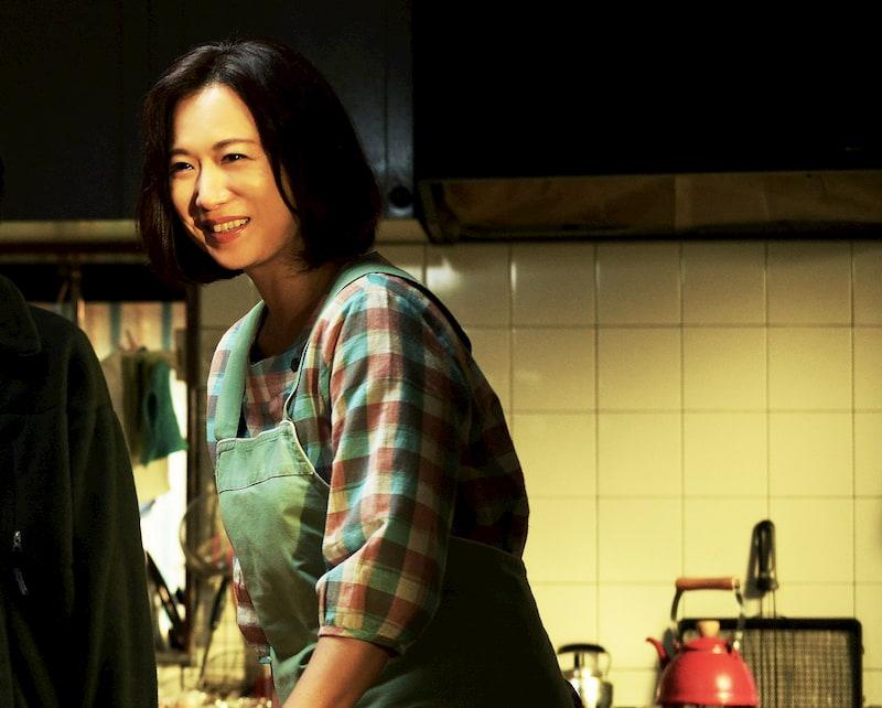 映画『いちごの唄』和久井映見の写真
