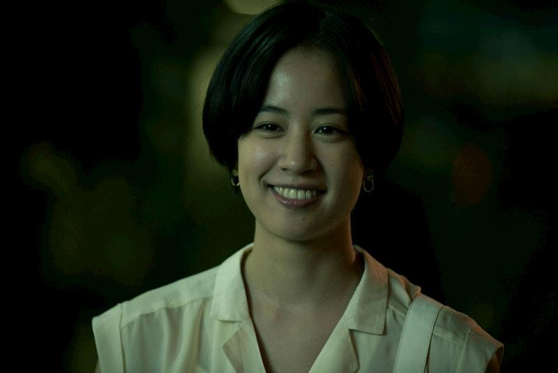 映画『いちごの唄』石橋静河の写真