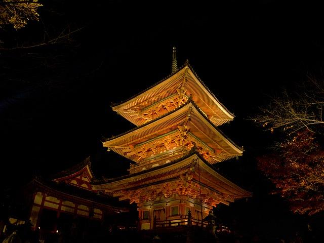 ゲン担ぎ・お寺の写真