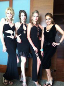 外国人女性モデル・美女をイベント派遣写真