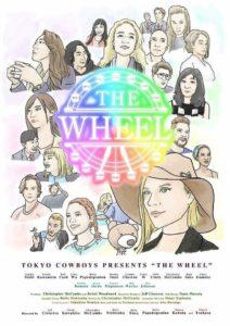 Tokyo cowboys「The Wheel」ポスター