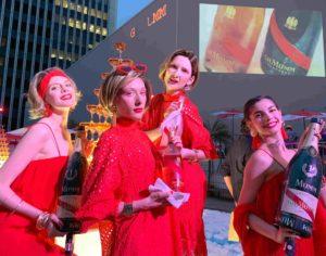 #MUMMBEACHCLUB(マム ビーチクラブ)に出演した外国人モデル達